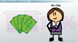 Capital Budgeting: Definition & Process