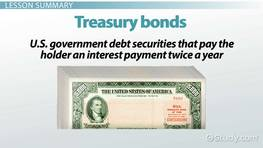 What Are Treasury Bonds? - Definition & Rates