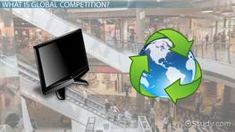 Competition in the Global Business Environment: Explanation & Examples