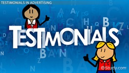 Testimonials in Advertising: Definition & Examples