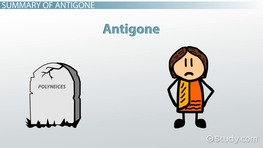 the characterization of creon through the use of bridal imagery in antigone by sophocles In the tragedy of sophocles antigone, another opposite case is presented as antigone the niece of the king creon  away through time has.