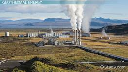What Is Geothermal Energy? - Definition, Advantages & Disadvantages