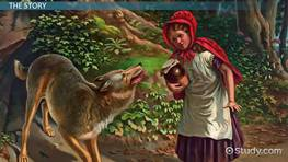 Little Red Riding Hood Characters Video Lesson Transcript