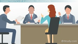 Learning Organizations: Characteristics & Examples