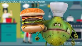 Food Handler Requirements in Prime Resort Areas