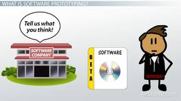 What is Software Prototyping? - Definition, Models & Tools