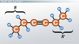 Alkynes: Properties, Uses, Formula & Examples