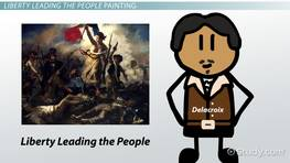 Eugene Delacroix's Liberty Leading the People: Painting & Analysis
