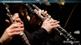 The Woodwind Family: Instrument List & Overview