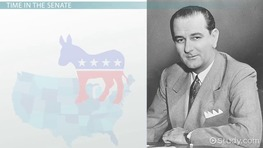 Lyndon Johnson's Path to the Presidency