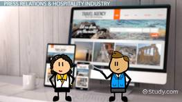 Press Relations Strategies in Hospitality & Tourism