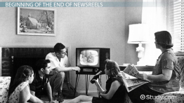 Mass Media in the U.S. in the 1950s