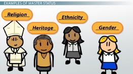 Master Status in Sociology: Definition & Examples