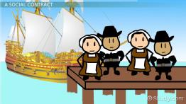 Mayflower Compact: Definition, Summary & History
