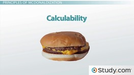 an analysis of the issue of mcdonaldization of society In his book 'the mcdonaldization of society' the perceived neutral measures intended for standardization later lead to the reduction process of production to the issue of numbers (an analysis essay sample) april 4, 2018 by sam.