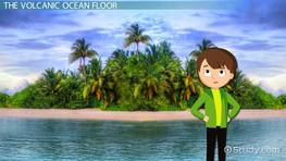 Underwater Volcano Facts: Lesson for Kids