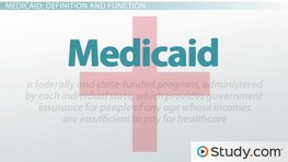 Medicare and Medicaid: Definitions & Functions