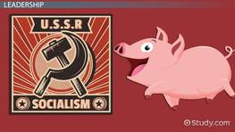How Animal Farm Parallels the Russian Revolution