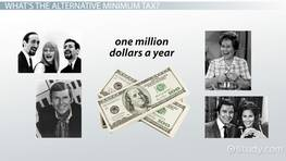 Alternative Minimum Tax: Definition & Example