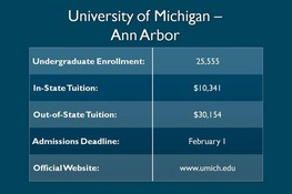 Video for Michigan Colleges Offering Adult Education Classes and Courses