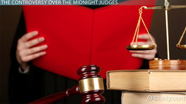 Midnight Judges: Definition & Significance