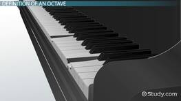 Octave: Definition, Function & Examples