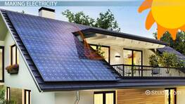 Solar Energy Lesson for Kids: Definition & Facts