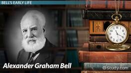 Alexander Graham Bell Lesson for Kids: Facts & Biography