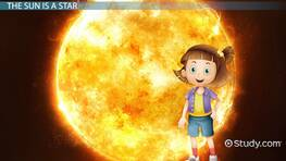 Sun Facts: Lesson for Kids