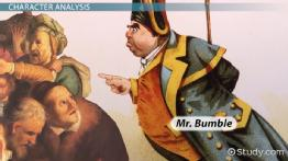 Mr. Bumble in Oliver Twist: Character Analysis & Overview