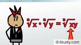 Multiplying then Simplifying Radical Expressions