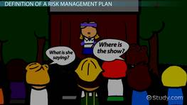 Risk Planning for Project Management