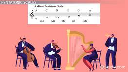 Pentatonic: Definition, Scales & Songs