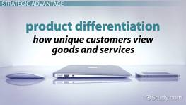 Porter's Generic Strategies: Low Cost, Differentiated & Focus
