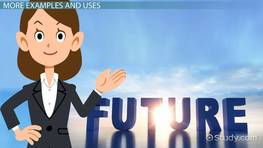 What is Future Tense? - Definition & Examples