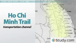 North Vietnam Mobilizes for War: The Ho Chi Minh Trail & The Viet Cong