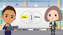 What is Rapport Building? - Definition & Importance