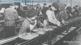 Mass Production in the 1920s