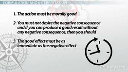 offense principle definition