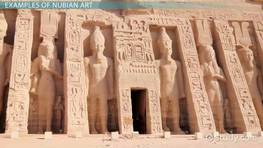 Ancient Egypt's Decline & Nubian Art