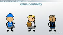 what is value neutrality