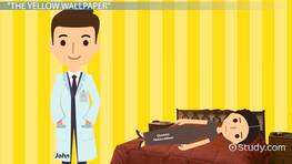 The Husband In The Yellow Wallpaper Video Lesson Transcript Study Com