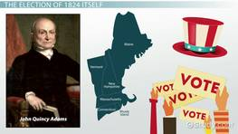 Presidential Election of 1824: Candidates, Results & Significance