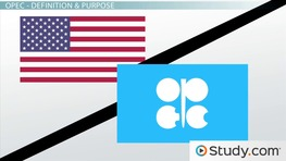 Organization of Petroleum Exporting Countries (OPEC): History & Purpose