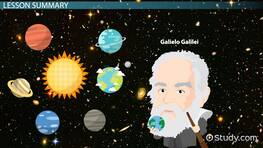 Galileo Galilei Lesson for Kids: Facts & Biography