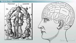 Historical Personality Assessment: Humorism, Phrenology & Physiognomy
