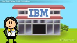 HRM Case Study: Improving Performance Through Training at IBM