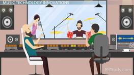 Music Technology: History & Development