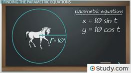 Parametric Equations in Applied Contexts