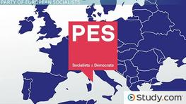 Party of European Socialists (PES): Assembly, Position & Party Size
